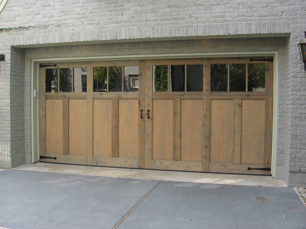 Custom Wood Doors - Overhead Door Company of Conroe
