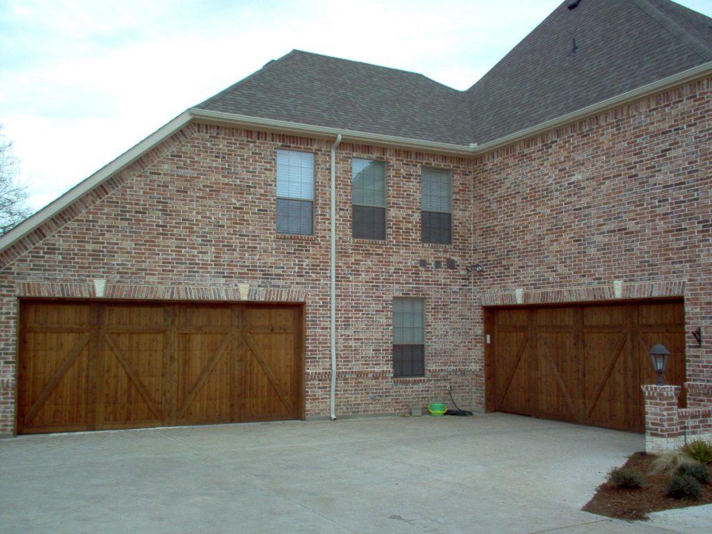 768 #1DAEAE Custom Wood Doors Overhead Door Company Of Conroe image Wood Garage Doors Houston 35931024