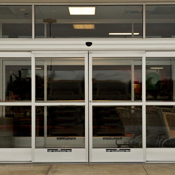 Automatic Entry Doors - Overhead Door Company of Conroe
