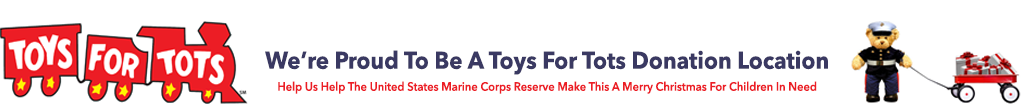 Help Us Support Toys For Tots